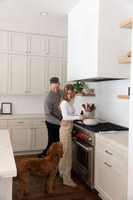 Lauren Scruggs-Kennedy Kitchen with Propane Appliances