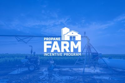 Propane Agriculture Incentives and Programs