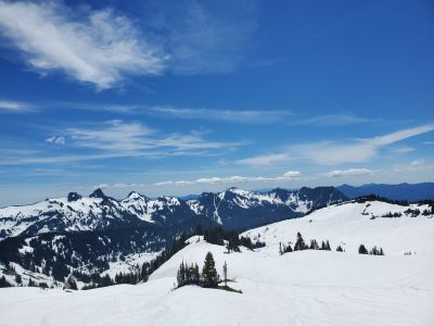 Mt. Rainier Climb for Clean Air Challenge